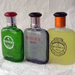 Whisky,  Whisky Silver и Whisky Origin Parfums Evaflor