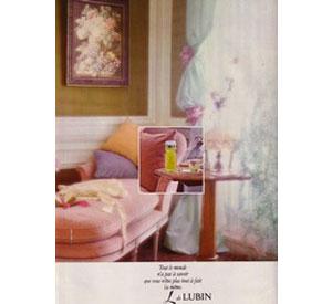 L de Lubin vintage parfum