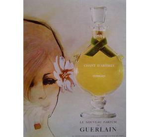 Chant d`Aromes Guerlain