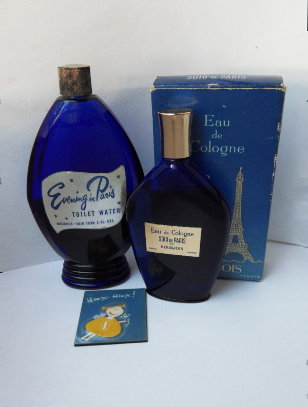 Soir de Paris и Evening in Paris Boirjois