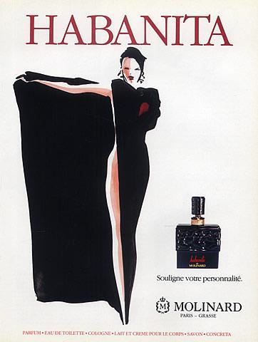 Habanita Molinard 1991 год