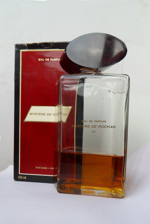 mystere de rochas eau de parfum vintage aromablog. Black Bedroom Furniture Sets. Home Design Ideas