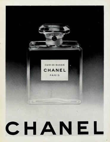 Chanel (Perfumes) 1949 Cuir de Russie