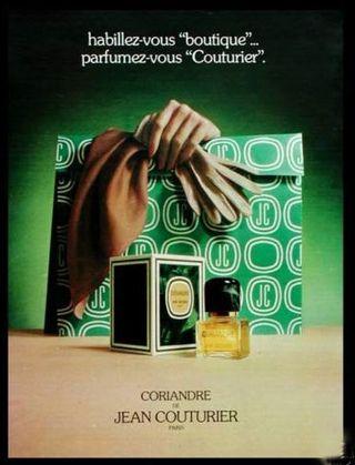 Coriandre Jean Couturier