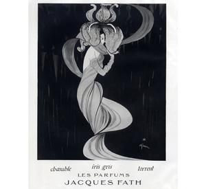 Iris Gris Jaque Fath