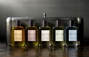 Atelier Cologne Silver Iris & Gold Leather
