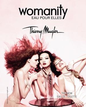 Womanity Thierry Mugler