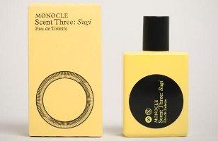 Comme des Garcons + Monocle Scent Three: Sugi
