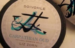 Soivohle' Carpathian Oud, Anubis, Ambre Rayonner & Dog Star