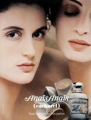 Anais Anais Cacharel постер 1994 года