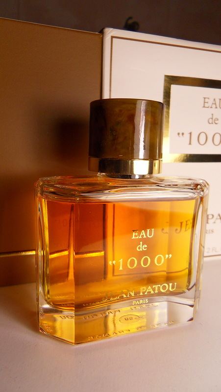Eau de 1000 Jean Patou 60 мл.