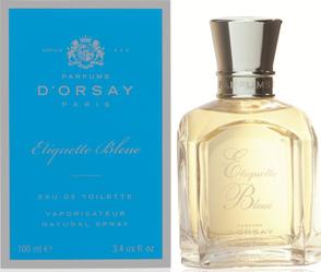 Etiquette Bleue D`Orsay