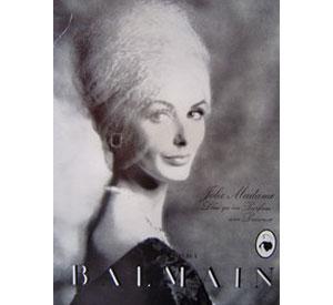 Jolie Madame Balmain