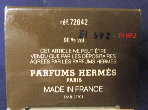 Hermes Amazone сентябрь 1983