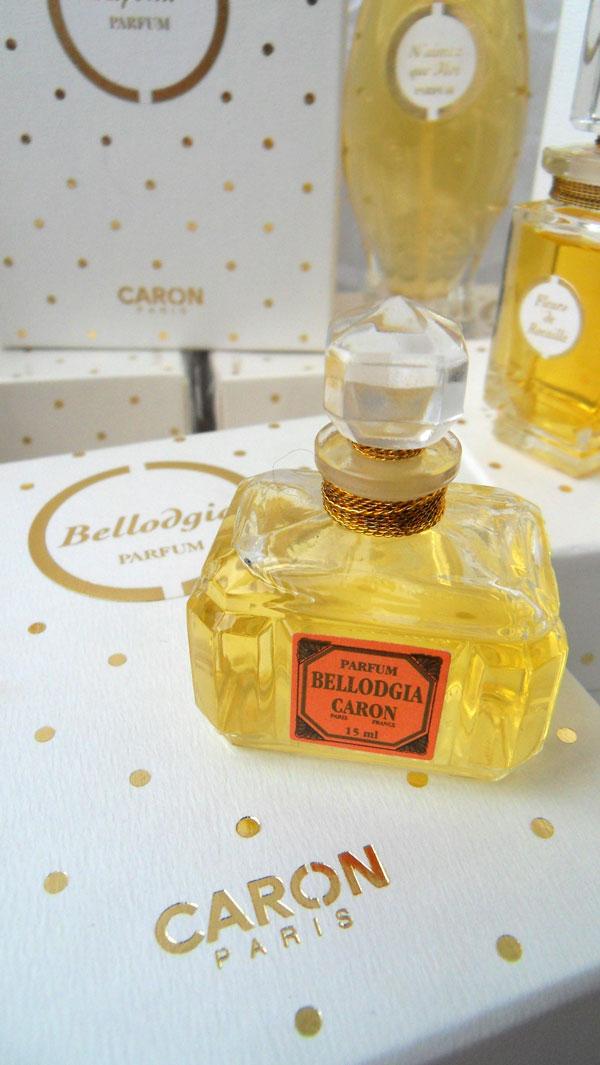 Bellodgia Caron parfums