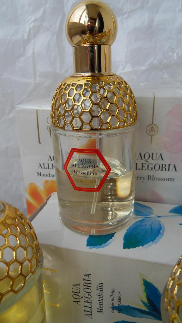 Guerlain Aqua Allegoria Grosselina, Mentafolia