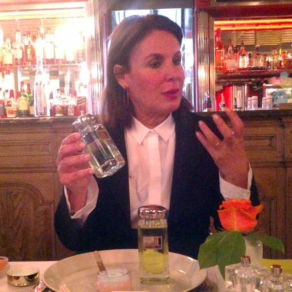 Terry du Gunzburg встреча в Москве и премьера новых ароматов