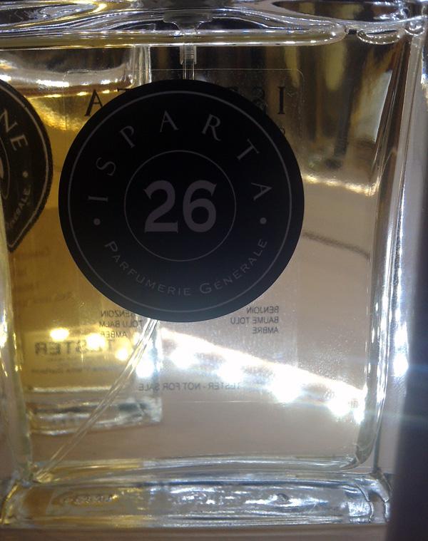 Parfumerie Generale Isparta