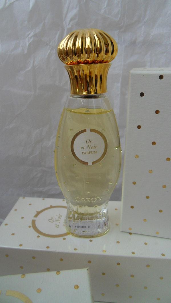 Or et noir Caron parfum 50 ml