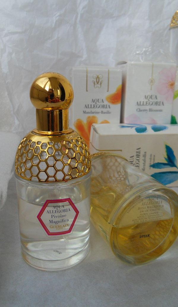 Guerlain Aqua Allegoria Pivoina Magnifica, Rosa Magnifica