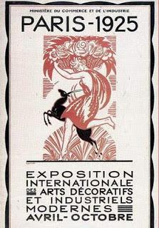 1925 Exposition in Paris