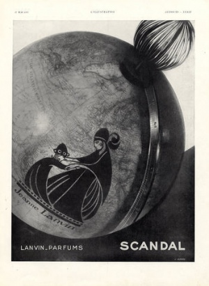Lanvin Scandal