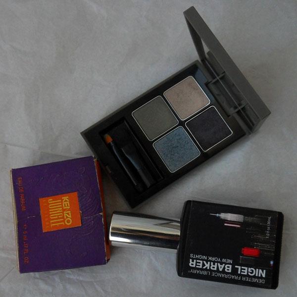 Demeter, Kenzo, THREE cosmetics