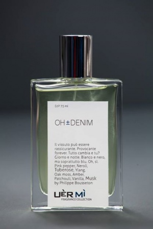 UERMI Fragrance Collection OH Denim