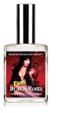Elvira's Black Roses