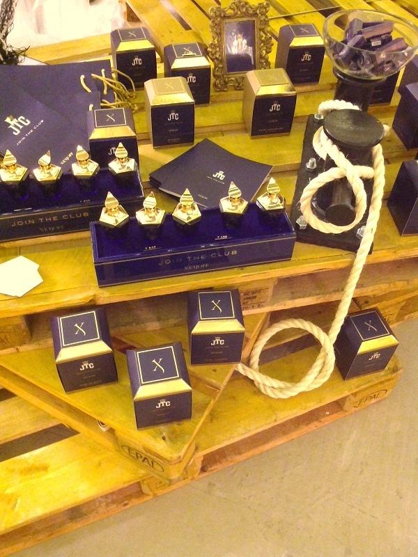 Pop-Up Store Rivoli Perfumery