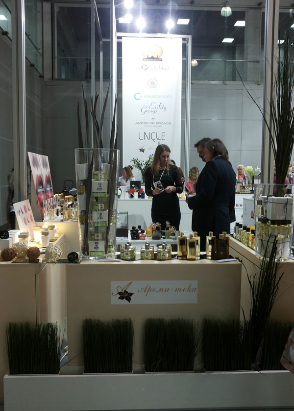Intercharm 2014 Moscow