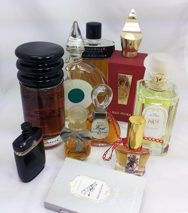 Top 10 Fall fragrances