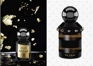 Ys Uzac Oud Ankaa, Le Parfum de Jeanne & Dragon Tattoo