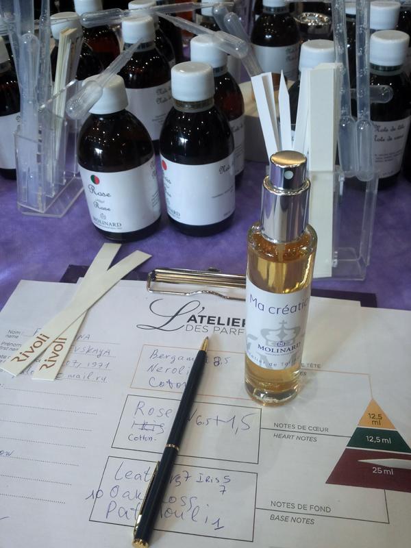 Molinard L`Atelier des parfums в Москве