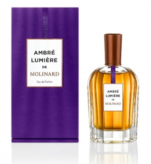 Ambre Lumiere La Collection Privee Molinard