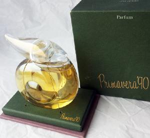 shiseido primavera 90 parfum