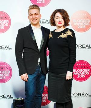 Pudra Blogger Awards 2015 креативный директор Сергей Остриков