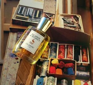 Escapade a Byzance Olibere Parfums