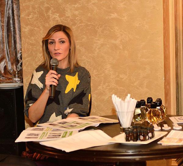 Francesca Dell`Oro в Москве
