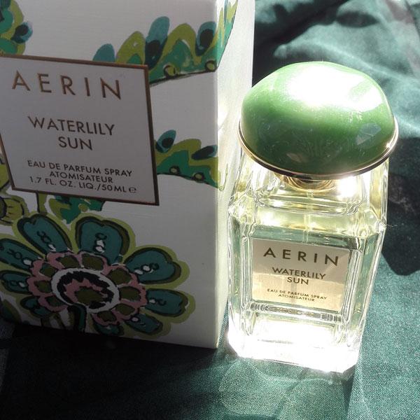 Aerin Mediterranean Honeysuckle и Waterlily Sun