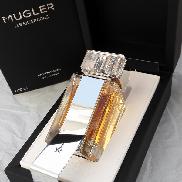 Chyprissime Les Exceptions Mugler