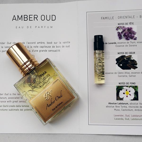 Amber Oud