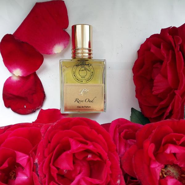 Rose Oud