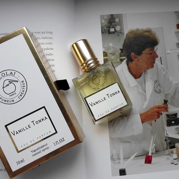 Vanille tonka Parfums de Nicolaï