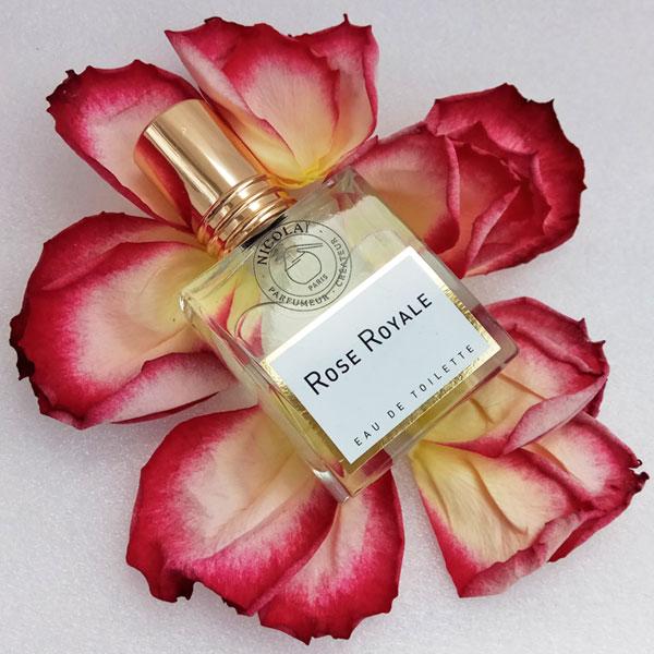 Rose Royale Nicolai Parfumeur Createur