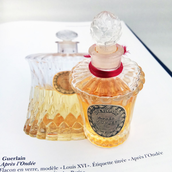 Парфюм дня Apres L`Ondee Guerlain