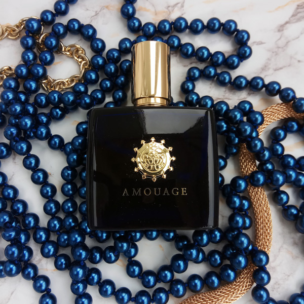 Amouage Interlude extract