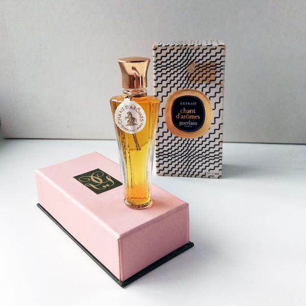 chant d`aromes guerlain parfum