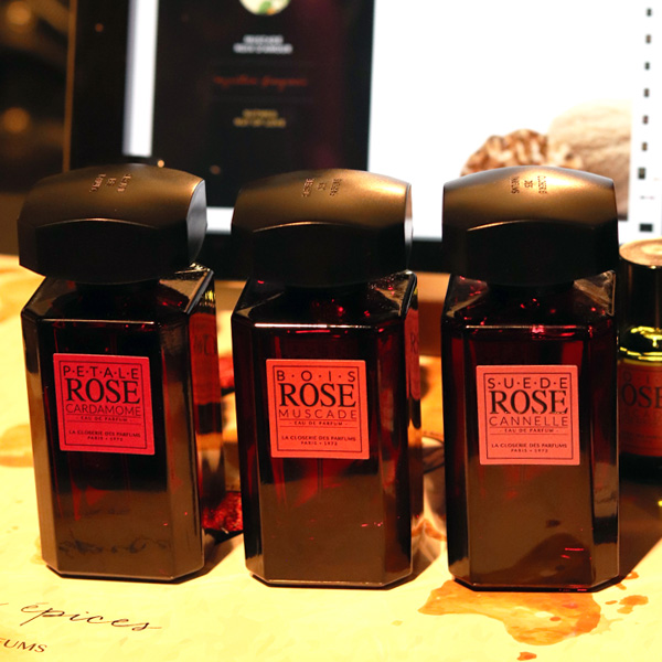La Closerie des Parfums Collection Rose