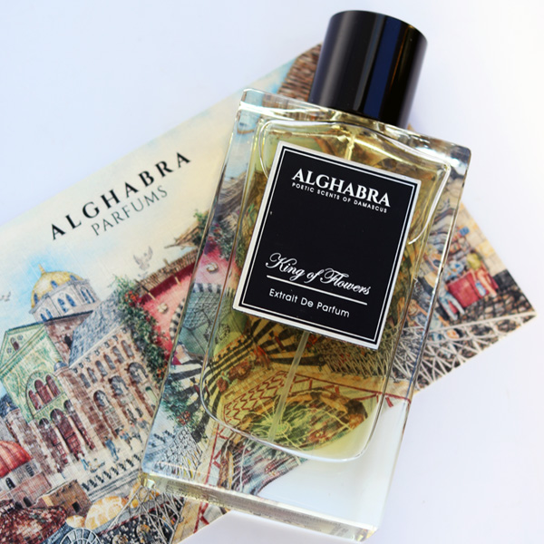 King of Flowers Alghabra Parfums